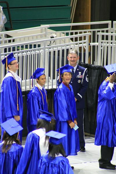 Justus's Graduation 6.14.14